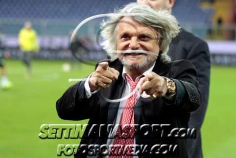 Calcio, il presidente della Sampdoria Ferrero indagato: sequestrati 2,6 milioni
