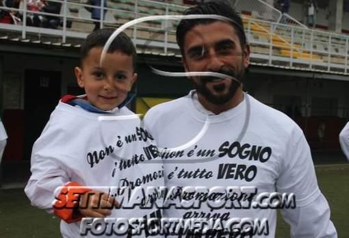 Alessio Ferraro ha segnato il gol del pareggio della Superba