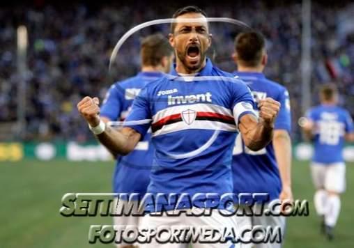 Sampdoria-Cagliari 4-1, blucerchiati aggrappati al treno europeo