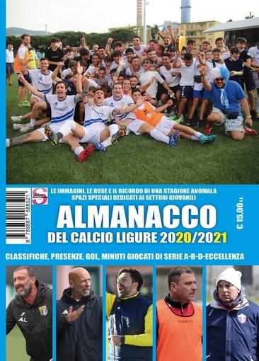 La copertina dell'almanacco