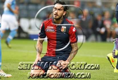 Genoa-Roma 0-1: l'autorete di Izzo lancia i giallorossi