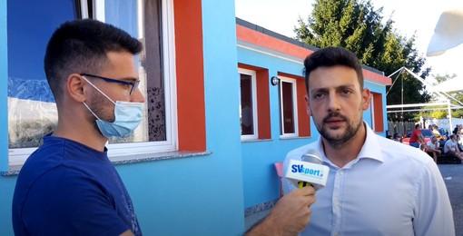 VIDEO/ Il Vado presenta il ds Davide Sonetti