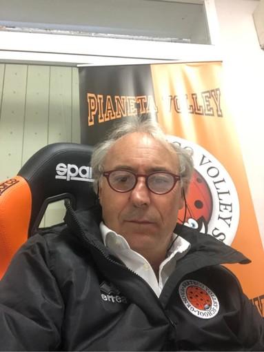 VOLLEY Il candidato alla presidenza Fipav regionale Giorgio Parodi presenta le sue proposte per la pallavolo del levante ligure