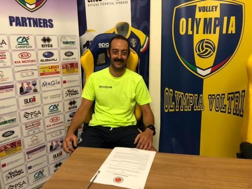 Coach Matteo Zanoni soddisfatto della giornata dedicata alle U13/14 di Olympia e Serteco al PalaFigoi