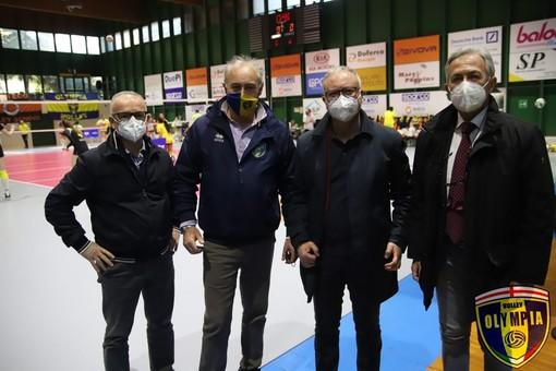 VOLLEY Il Gruppo Vince Genova al fianco dell'Olympia PGP Volley Voltri