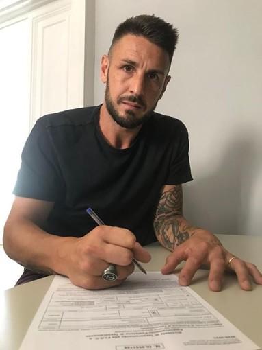 BUSALLA Federico Ferrando ha firmato