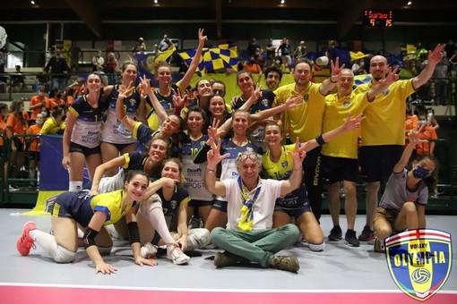 VOLLEY La PSA Olympia scrive un'altra pagina di storia e riporta la Serie A2 a Genova