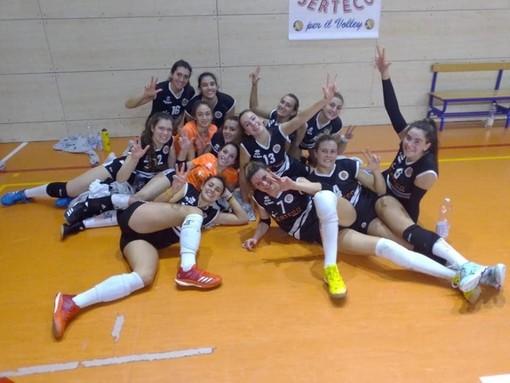 B2 - Serteco trova la prima vittoria casalinga, netto 3-0 a Piossasco