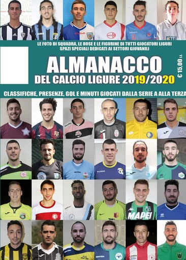 ALMANACCO DEL CALCIO LIGURE Quasi pronta l'edizione 2019-2020
