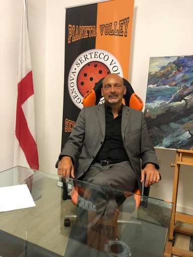 Mario Barigione entusiasta del concentramento U13/14 targato Olympia-Serteco svolto al PalaFigoi