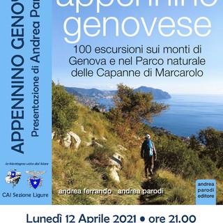 Appennino Genovese: il nuovo libro di Andrea Parodi
