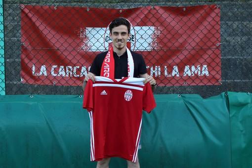 CARCARESE A: l'ultimo acquisto è il centrocampista Simone Alò