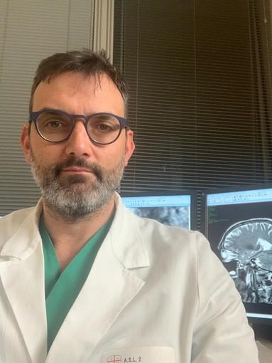 ZOOM SULLA CASA DELLA SALUTE Il dottor Luca Allegretti