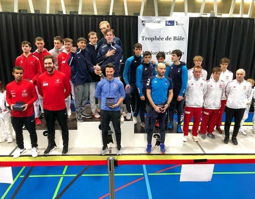 SCHERMA Torneo Nazionale Under 14 a squadre a Bolzano