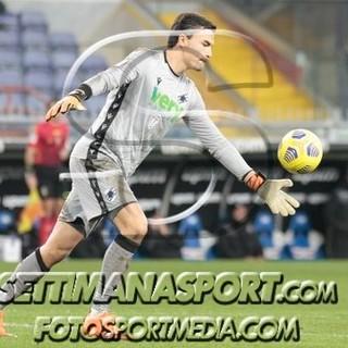 Audero rinnova con la Sampdoria