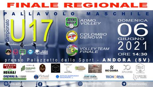 AMIS-ADMO VOLLEY - FINALI REGIONALI - U19 - U17