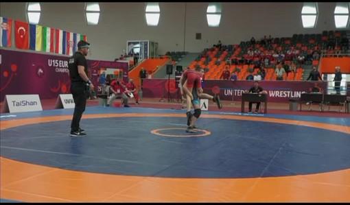 LOTTA L'impresa di Riccardo Bonanno, bronzo agli europei Under 15 VIDEO