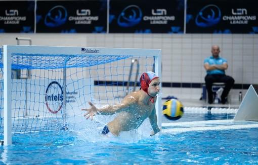 PALLANUOTO Ch. League, Pro Recco - Dinamo Tbilisi 24-9