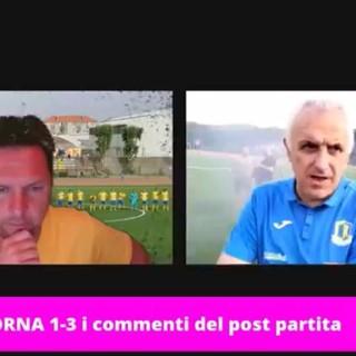 VIDEO/MARIO BENZI DOPO CAIRESE-LIGORNA 1-3