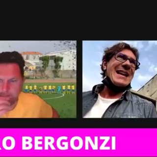VIDEO/MAURO BERGONZI DOPO CAIRESE-LIGORNA 1-3