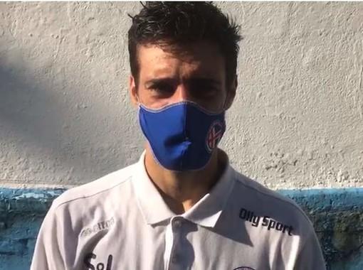 """VIDEO/LIGORNA-GENOVA CALCIO Mirko Chiarabini: """"Si deciderà tutto domenica prossima"""""""