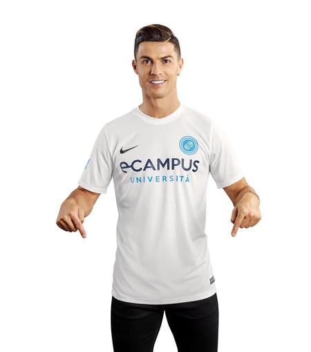 Cristiano Ronaldo testimonial d'eccezione per le borse di studio eCampus