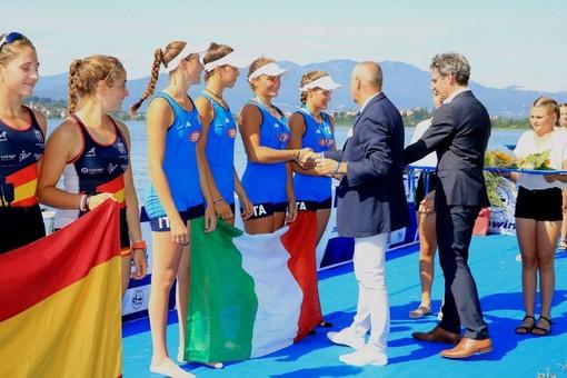 CANOTTAGGIO Due ori e altre due medaglie per Licatalosi e Danovaro alla Coupe de la Jeunesse