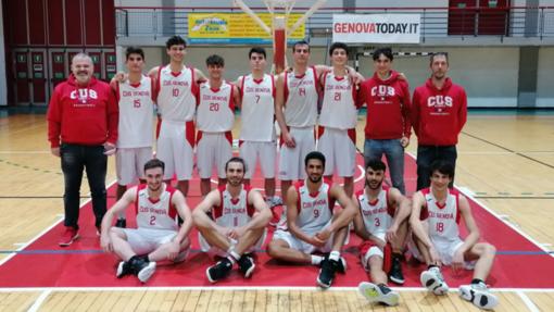 BASKET Stasera semifinale di Coppa del Centenario tra il CUS Basket e Cogoleto