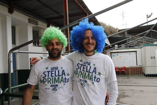 INTERVISTA DOPPIA Voltri-Cornigliano: la vigilia di due grandi amici, D'Aloisio vs Catania