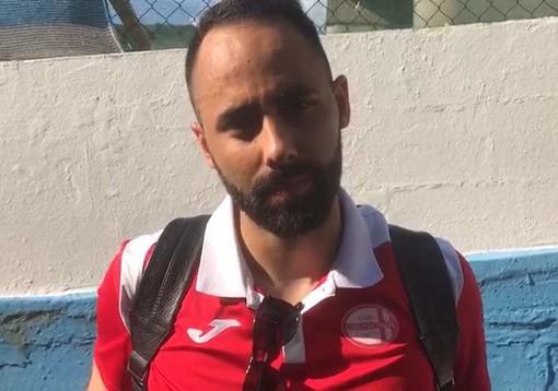 """VIDEO/LIGORNA-GENOVA CALCIO Cesare Dondero: """"A Cornigliano farà caldo per tutti..."""""""