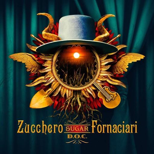 """ZUCCHERO """"SUGAR"""" FORNACIARI: l'8 NOVEMBRE esce in tutto il mondo """"D.O.C."""", il nuovo disco di inediti"""
