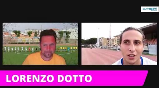 VIDEO/LORENZO DOTTO DOPO CAIRESE-LIGORNA 1-3