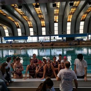 PALLANUOTO Serie A2 US Luca Locatelli Genova - Como Nuoto