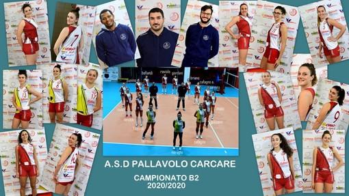 VOLLEY Pallavolo Carcare: addio, anzi arrivederci alla B2 Nazionale