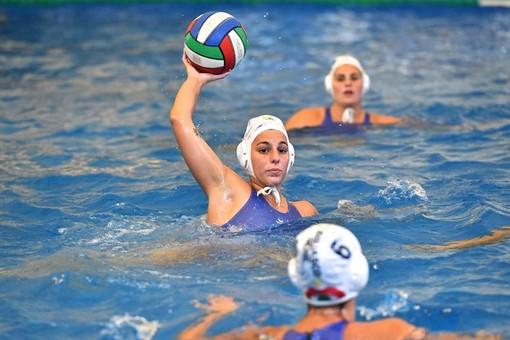 """BOGLIASCO Claudia Criscuolo: """"Giocare con mia sorella mi dà sicurezza"""""""