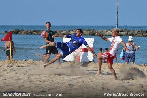 BEACH SOCCER Genova, che beffa! Milano la spunta a pochi secondi dalla fine del tempo supplementare