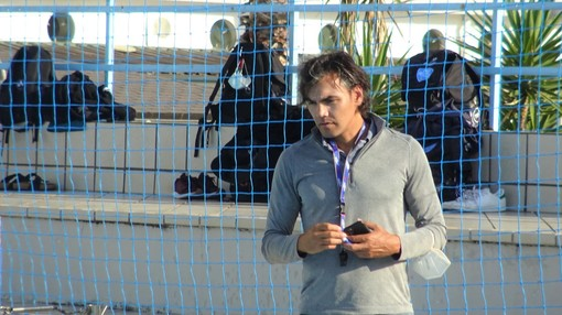 PALLANUOTO La Pro Recco prepara la Coppa Italia: l'intervista a Hernandez