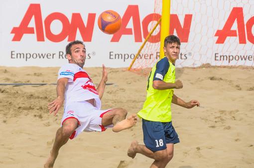 Lignano Sabbiadoro e il Beach Soccer FIGC-Lega Nazionale Dilettanti: da sedici anni sempre in gol