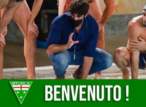 """PALLANUOTO Fabio Gambacorta, nuovo allenatore della Sportiva Sturla, lancia il """"progetto giovani"""""""