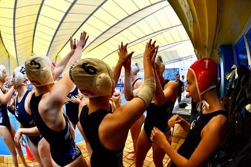 Pallanuoto donne: Bogliasco-Padova 4-11