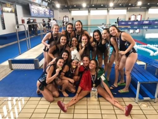 BOGLIASCO UNDER 17 FEMMINILE Campione d'Italia!