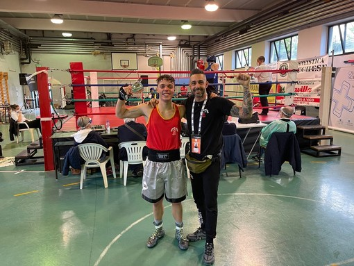 PUGILATO Doppio successo per la Round Zero Gym al torneo della Lucchese