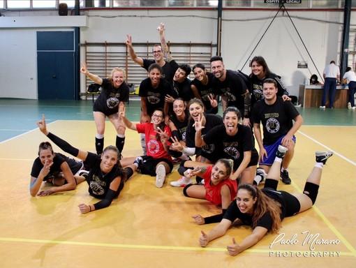 Pallavolo - La Matec Group Spezia stravince il torneo ad Albisola