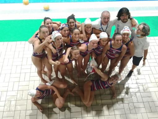 PALLANUOTO Locatelli Genova in finale scudetto under 16 femminile