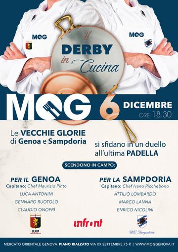 CALCIO SERIE A - E' Derby al MOG!