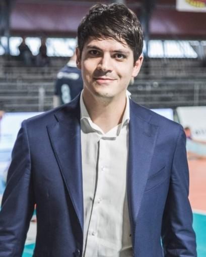 VOLLEY Un nuovo allenatore alla Trading Logistic Spezia