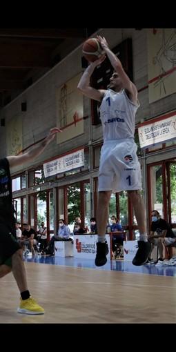 Basket - E' Alessio Bolis la grande conferma della Tarros Spezia