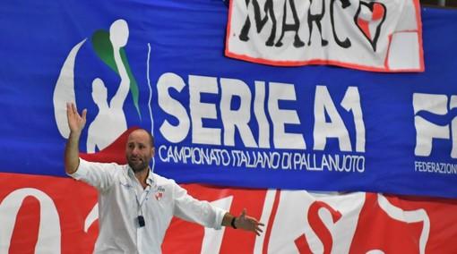 Pallanuoto A1 / Iren Genova Quinto di scena a Brescia, parla Luccianti