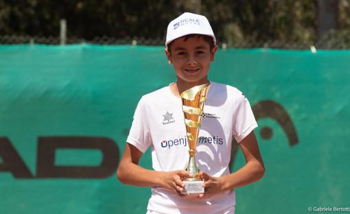 Federico Pugliese di Finale ha vinto il torneo maschile