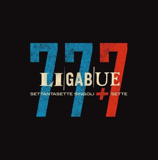 """LUCIANO LIGABUE: ecco la tracklist di """"77+7"""""""